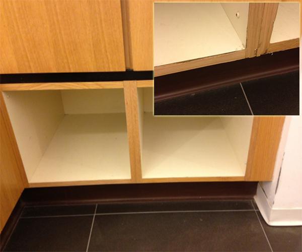 Furniture repair parts