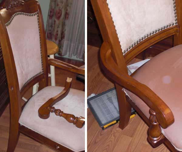lift chair repair