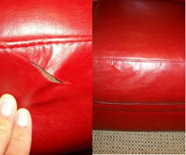 sofa take apart