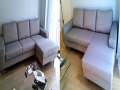 disassemble sofa