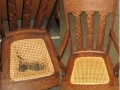 wood chair repair